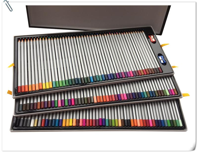 PK150 Colour pencil in paper box