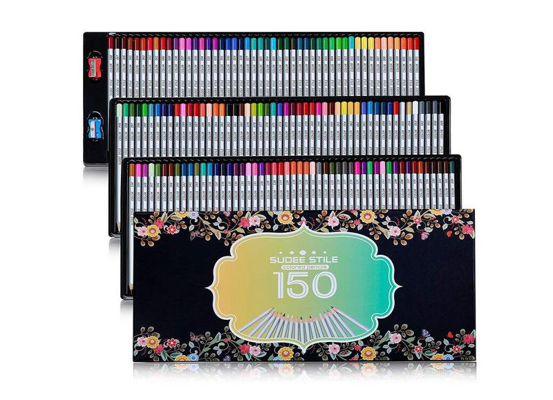 150pk Premium Colored Pencils